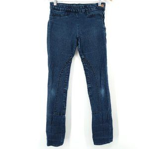 William Rast Moto Skinny Stretch Jegging Jeans 27